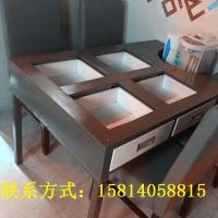 中式火锅餐桌