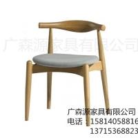 定制餐厅餐桌椅 餐椅定制:15814058815牛角椅定制