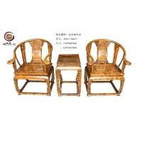 乌木金丝楠家具JPQY-150811精品圈椅
