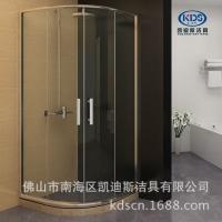 新款淋浴房 酒店工程款卫浴门 宾馆经济型整体卫浴