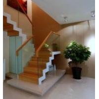 楼梯.南京华艺楼梯厂家直销.实木楼梯.钢木楼梯.工程护栏.