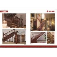 厂家直销实木楼梯.钢木楼梯.玻璃楼梯.铁艺楼梯水泥基层楼梯护