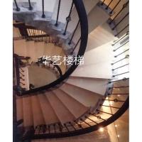 南京实木楼梯-华艺楼梯-4