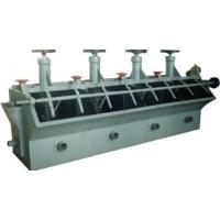 单槽浮选机/带辐射叶轮的空气自吸式机械搅拌浮选机