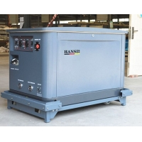 380伏汽油發電機/三相電多燃料發電機