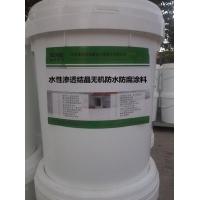 水性渗透结晶无机防水防腐涂料 混凝土防腐防水保护剂