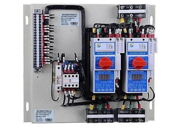 3速电机控制正反转电路图