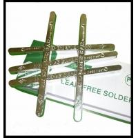 同创牌环保含银锡条,无铅Sn99-Ag0.3-Cu0.7焊锡