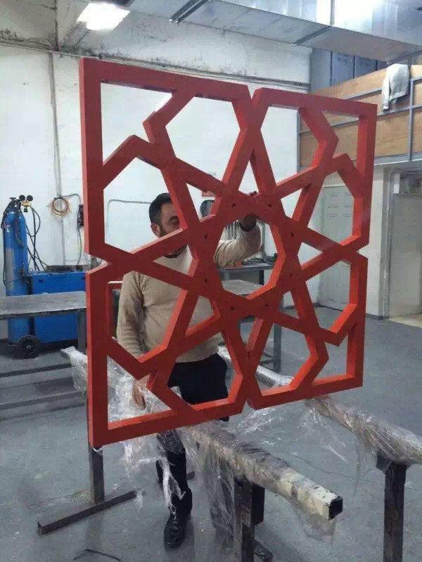 氟碳木纹铝窗花哪里更实惠?