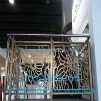 铝制窗花雕刻工艺、花式多样铝制窗花