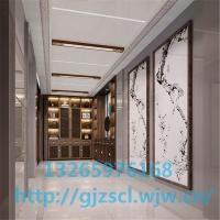 防霉铝合金窗花、定制铝合金窗花