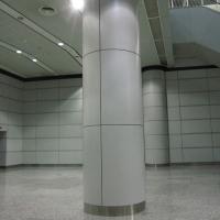 接防护防盗镀锌钢板天花、永不生锈镀锌钢板天花