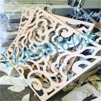 广东铝合金雕花板吊顶、广东造型铝合金雕花板