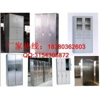 不锈钢柜子员工不锈钢更衣柜二十四门更衣柜连体五节柜