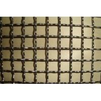 镀锌轧花网 钢丝轧花网