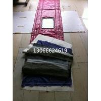 syhc-005质量款2017帆布型细帆布棉门帘