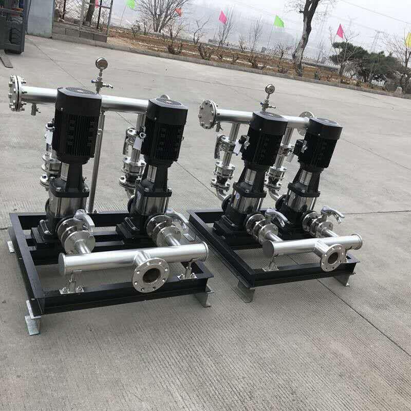 淄博三元变频供水设备