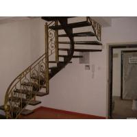 楼梯,门,钢木楼梯,护栏扶手