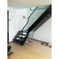 南京楼梯厂家-南京宏伟楼梯-南京钢木楼梯-玻璃护栏