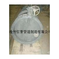 供应多叶片钢制圆风门|电动圆风门|挡板门
