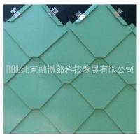 菱形瓦 绿色 铝合金瓦 别墅瓦 会所瓦 金属瓦 适合各种屋面