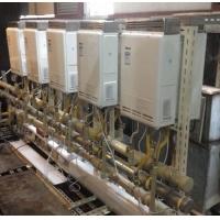燃气热水锅炉 浴场燃气壁挂锅炉 节能锅炉 商用热水系统