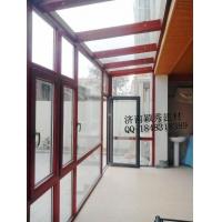 颖秀 铝木复合阳光房