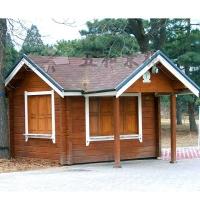 木屋|木质别墅|木质岗亭
