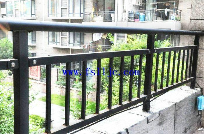 铝合金阳台护栏 小区围栏 锌钢护栏