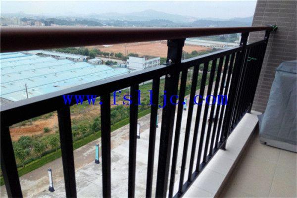 铝合金阳台护栏 铝合金栏杆型材 新型阳台栏杆