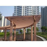 木塑防水防潮园林景观,花架葡萄架,凉亭廊架