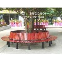 景观休闲树坛椅、园林围树座椅、树围椅