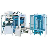QT6-15液压全自动砌块成型机