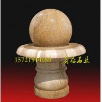 西安鑫磊黄锈石风水球