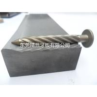 不锈钢六齿扭花纹搓丝板 高强度螺丝牙板 搓丝牙板制作