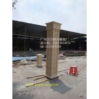 人造石罗马柱 欧式  雕塑柱子价格   砂岩柱子图片