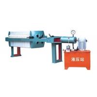 強國化工設備公司供應最強的污泥處理壓濾機