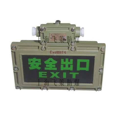 上海飞策防爆BYD-B隔爆型防爆标志灯