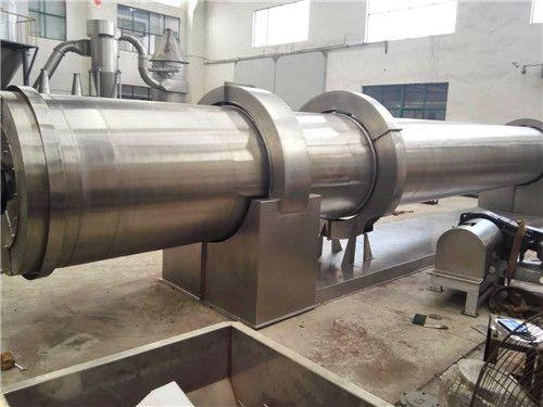 金属硅粉专用烘干机,太阳能硅粉干燥设备
