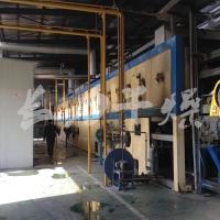 印染污泥专用干燥设备|烘干机出口