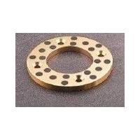 JTW铜基镶嵌式固体润滑止推垫片