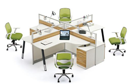 中都办公家具-潮流时尚屏风隔断、卡位