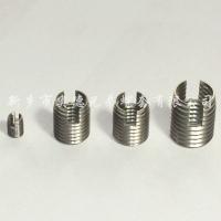303型自攻螺套開槽薄壁型螺紋襯套牙套