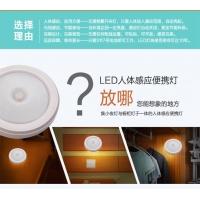 LED感应小夜灯