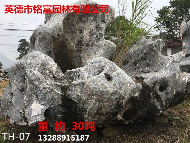 太湖石 太湖石假山 园林景观石 园林假山工程