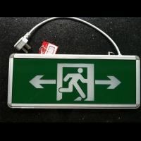 消防应急标志灯 应急疏散指示灯 双向指示