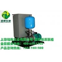 德国威乐变频泵组MHI404变频恒压泵组