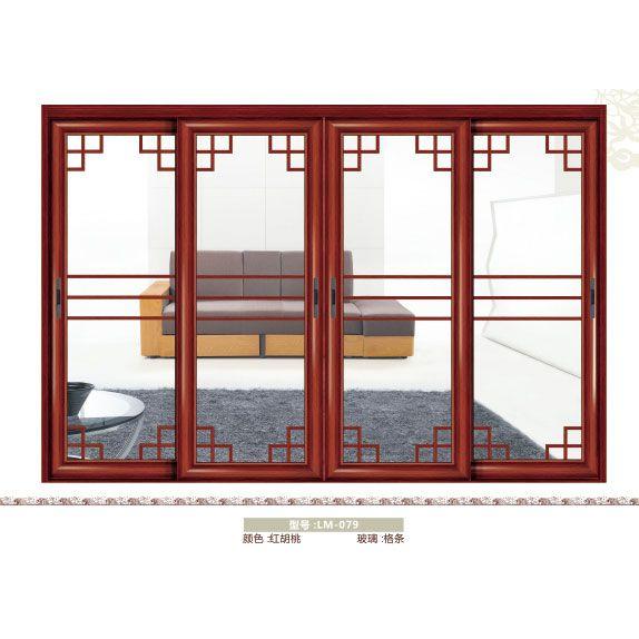 南京移门-龙脉门业-75普通推拉吊趟门系列