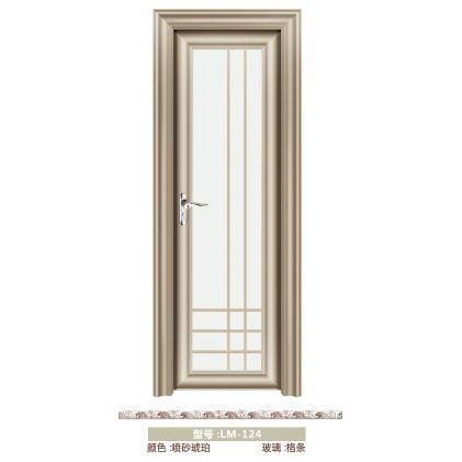 南京移门-龙脉门业-豪华內弧平开门系列
