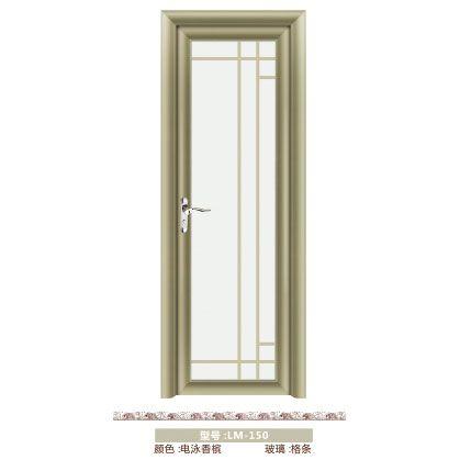 南京移门-龙脉门业-豪华银弧平开门系列